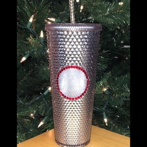 Starbucks Holiday Tumbler with Bling!